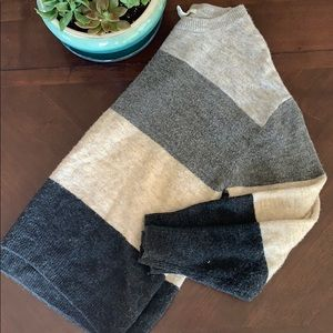 H&M's stripped sweater Large